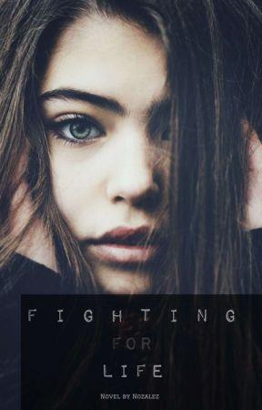 Fighting for ᒪIᖴE by Nozalez