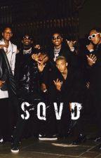 S Q U V D  by Kaythebvddest_