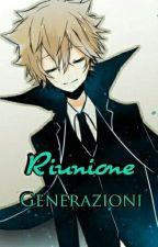 Riunione Generazioni by karly-98