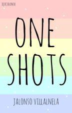 One Shots||Jalonso Villalnela by iQueJalonso