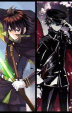 Divine Dragon King/Black King  ( Highschool DxD Fanfic) ( Up for Adoption) by Yuto_Fuyuki