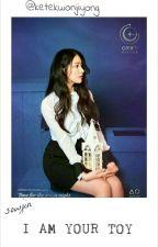 I am Your Toy (Kim Seok Jin)BTS/GFRIEND(Sowon) by Jinhwan_Mine