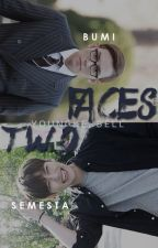 TWO FACES by youngkerbell