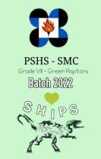 PSHS - SMC Batch 2022 Ships by FakiaLeaf