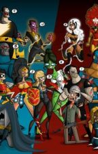 Heroes/Villains Role Play (DC Nation or Marvel) by BlackestRaven