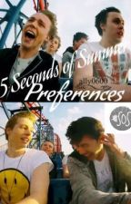 5SOS PREFERENCES by amandasandstrom
