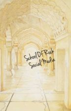 School of Rock Social Media by charchar1343