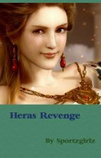 The Saviors of Olympus; book 1; Hera's Revenge by Athenas_warrior
