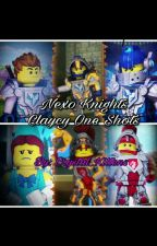 Nexo Knights Claycy One Shots by Crystal_Kittens