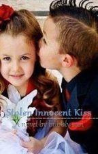 Stolen Innocent Kiss by bubblysun