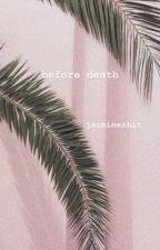 before death |yoonseok| by jasmineshit