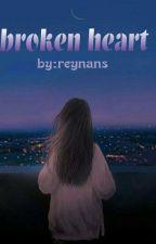 Broken heart by Reynaans