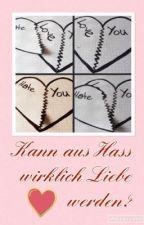 Kann aus Hass wirklich Liebe werden? by sweet_lady17