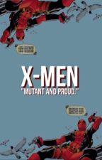 X-MEN IMAGINES by GroundedBellamy