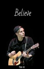 Believe // Luke Hemmings by pena-ku