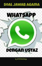 WhatsApp Dengan Ustaz by aksaraDanKopi