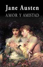 Jane Austen - Amor y Amistad by AzaharaAnkh