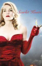 Scarlet Kisses {Hunger Games} by cejaker