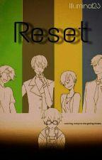 Reset » Mystic Messenger « by illumina123