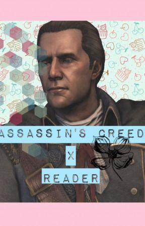 Assassin's Creed x Reader - George Washington x Assassin!Bodyguard