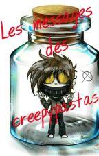 Les messages des creepypastas by Sami-222