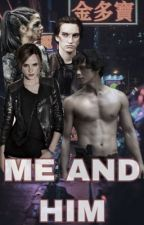 me and him- The 100 by thelittlelaura