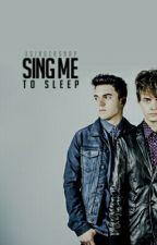 Sing me to sleep by xGingersnap