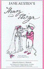 Jane Austen - Henry y Eliza by AzaharaAnkh