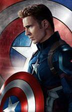 Kapitan Ameryka ||| Mutantka ( X-meni ) by huncwotka13