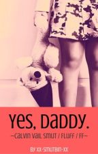 Yes, Daddy. | LeafyIsHerexReader by xx-SmutBin-xx