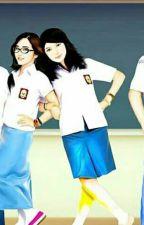 Masa SMA  by kajoulei