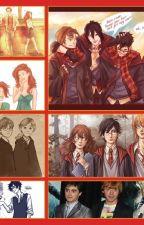 Harry Potter mudando o destino by LumaWeasley