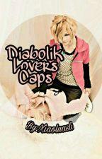 Diabolik Lovers Caps by AsliKomori