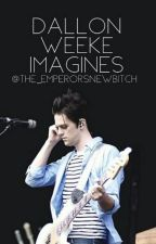 Dallon Weekes Imagines  by The_EmperorsNewBitch