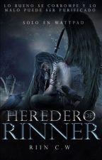 El Heredero de Rinner ( Un Ángel Caído) #FDA17  #CloudAwards by Riinna91