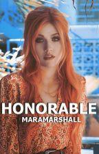 Honorable | Elijah Mikaelson by MaraMarshall