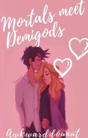 Mortals meet demigods (editing):) by awkwarddounut