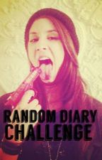 Random diary challenge  by Saiph03