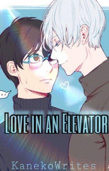 Любовь в лифте секс