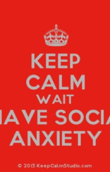 Well, what do you know , I have social anxiety and ADHD