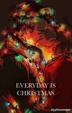 Everyday is Christmas || Larry Stylinson One Shot by styylinsonstan