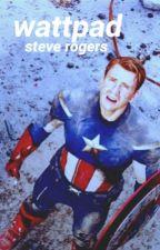 Wattpad | Steve Rogers | by Spideysensualon