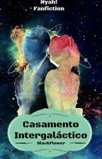 Casamento Intergaláctico by BlackkFlower