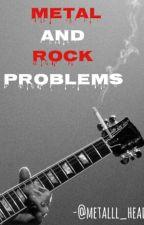 Problémy Rockerov a Metalistov by metalll_head