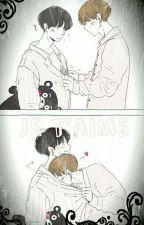 Je t'aime  by misaki-len