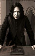 Not So Mutual Attraction (Severus Snape x reader) by rileyahee