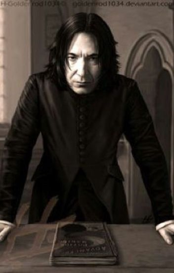 Not So Mutual Attraction (Severus Snape x reader) - Riley - Wattpad