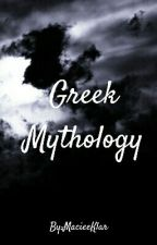 Greek Mythology Back In Time by MacieeKlar