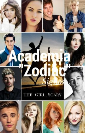 Academia Zodiac by The_Girl_Scary