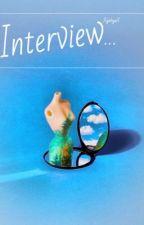 مقابلة | interview  by XyahyaX